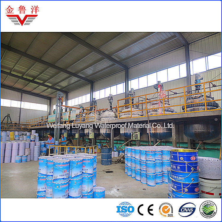 Single Component Polyurethane Waterproof Coating From Manufacturer Directly