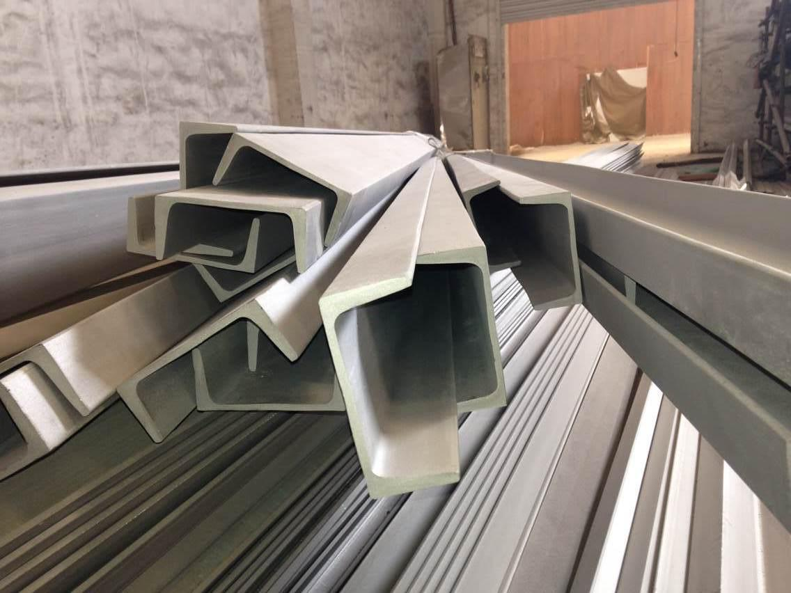 Stainless Steel Channel Bar 316L