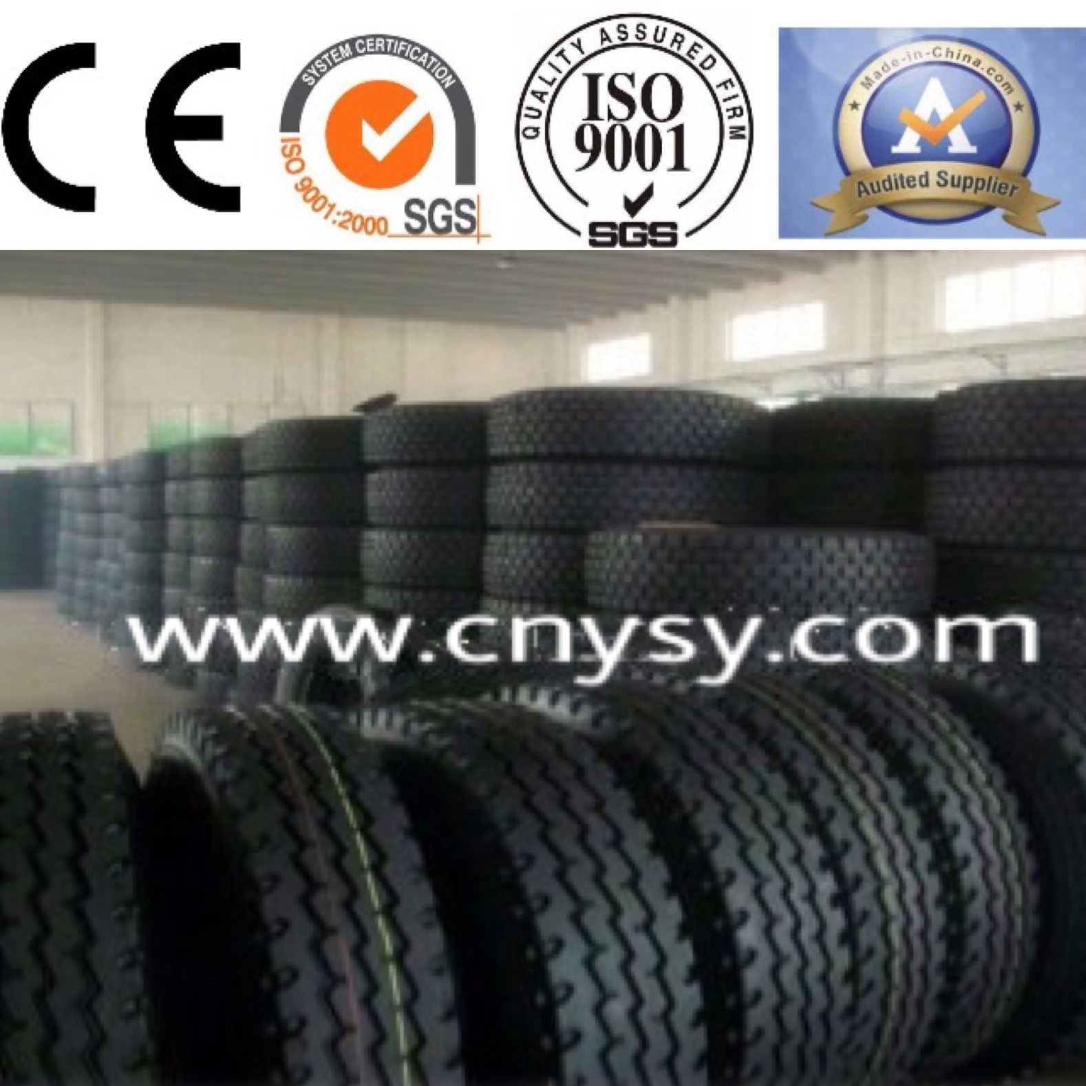 Retreading Tires for Truck or Car