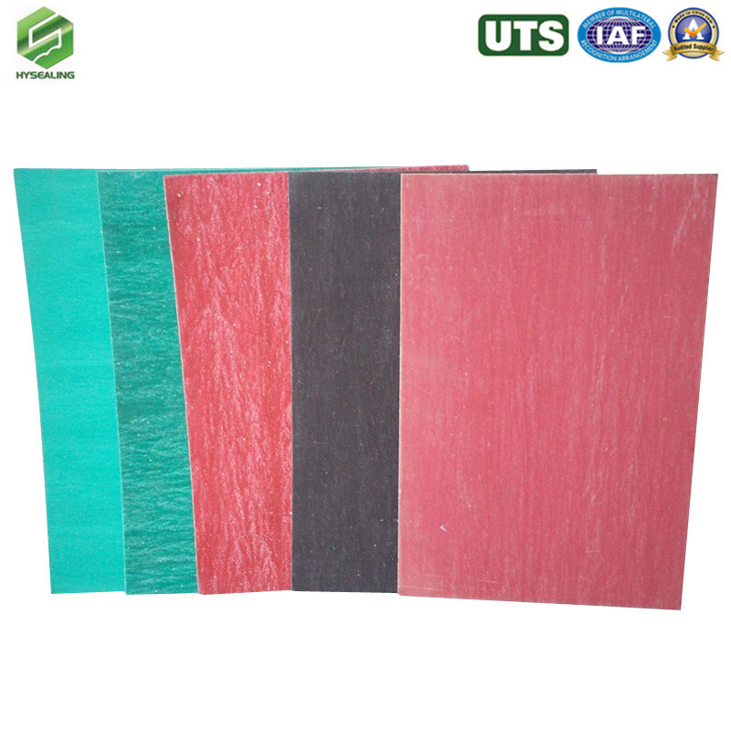 Non-Asbestos Rubber Sheet with Synthetic Fiber