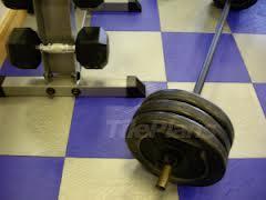 Anti-Slip Wear Resistant PVC Gym Flooring, Children Play Mat Flooring