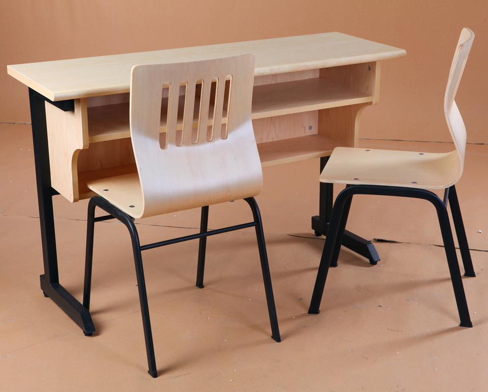 Desk Wooden School Furniture Student Desk And Chair Table And Chair Quotes