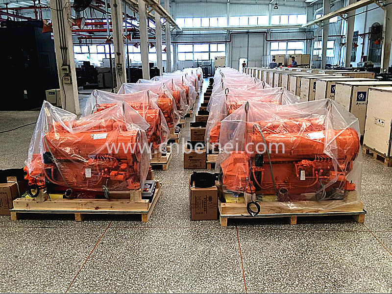 Diesel Engine/Motor FL912/913/914 (14kw~141kw)