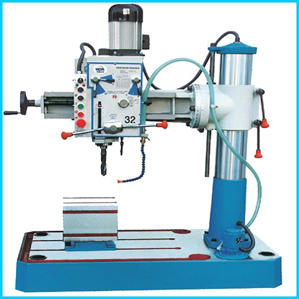 Radial Drilling Machine 31.5mm