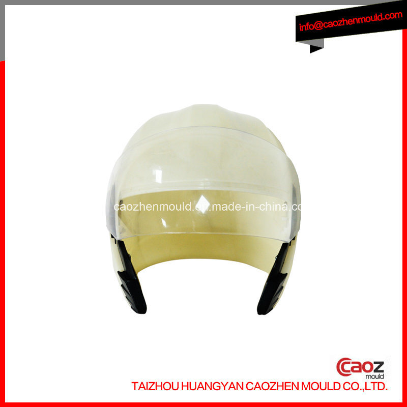 Plastic Helmet and Visor Mould for Motorcycle Use