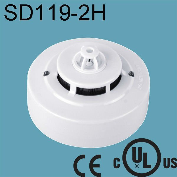 Fire Alarm Combine Smoke and Heat Detector SD119 UL/En54
