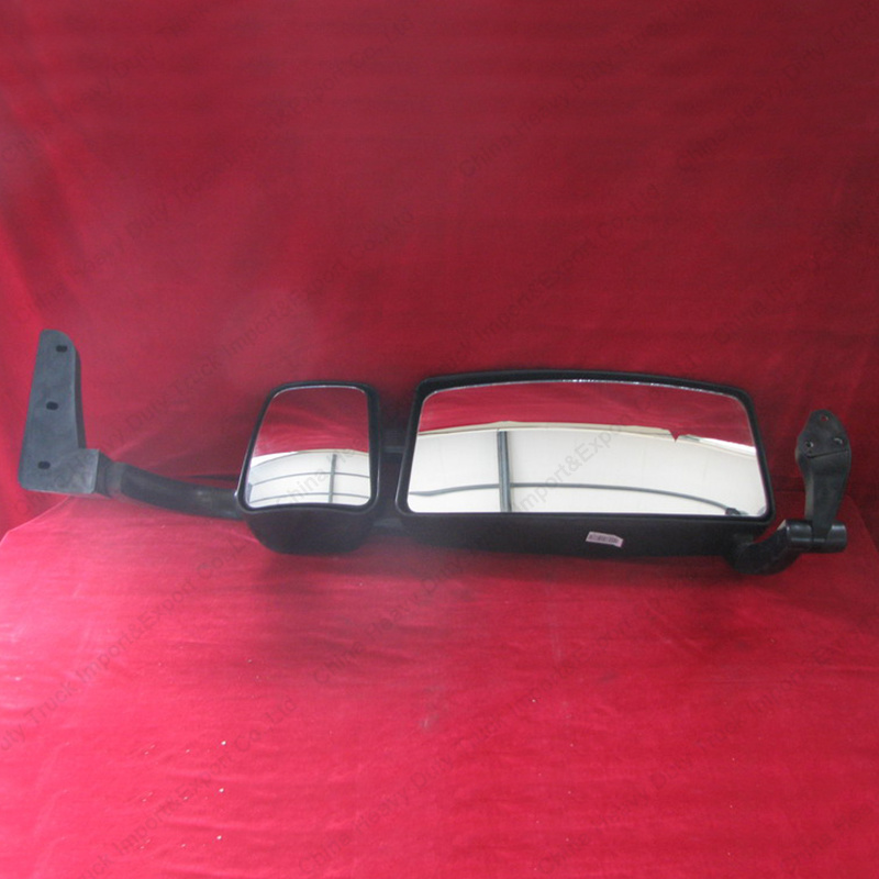 Sinotruk HOWO OEM Parts Driver Side and Passenger Side Rear View Mirror (WG1642770001) (WG1642770003) (WG1642777010) (WG1642777020)