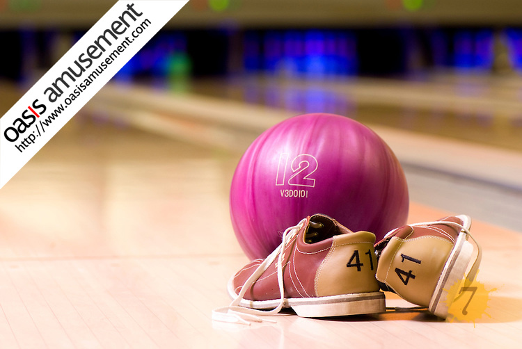 Bowling Pins, Bowling Balls, Bowling Shoes