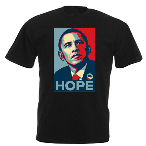Custom Printing Cheap Election Campaign T-Shirt