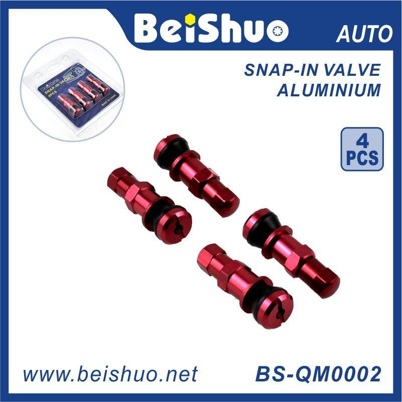 4PCS /Set Auto Car Tire Tyre Valve with 4 Color