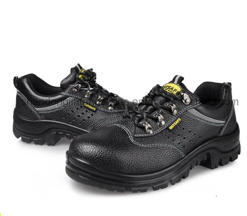 Japan Liberty Fashion Safety Footwear Warrior Leather Safety Shoes Karam Men Safety Shoe