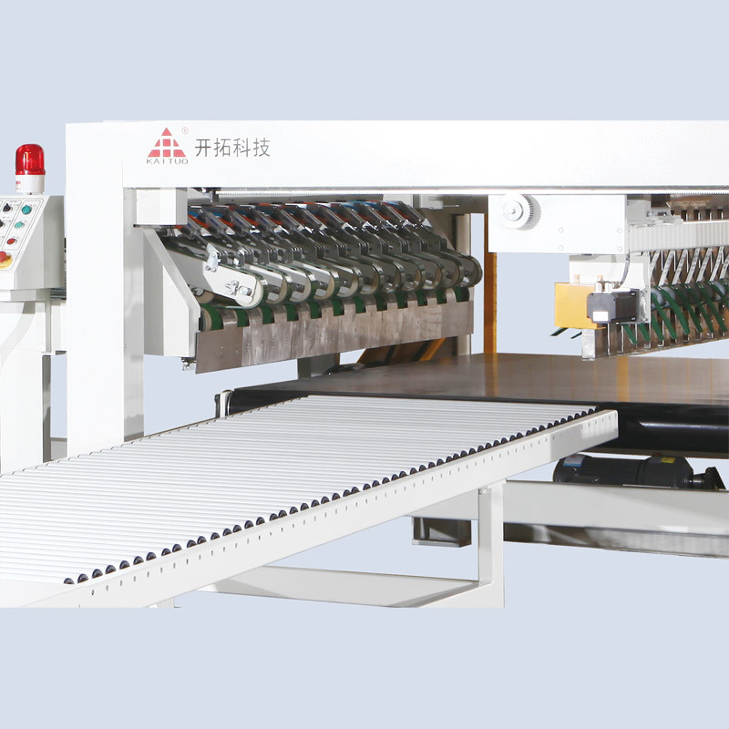 Automatic Single-Face Slitter Cutter Stacker Machine Ktdw-Qzd