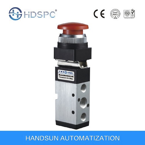 Msv Series Pneumatic Mechanical Directional Valve