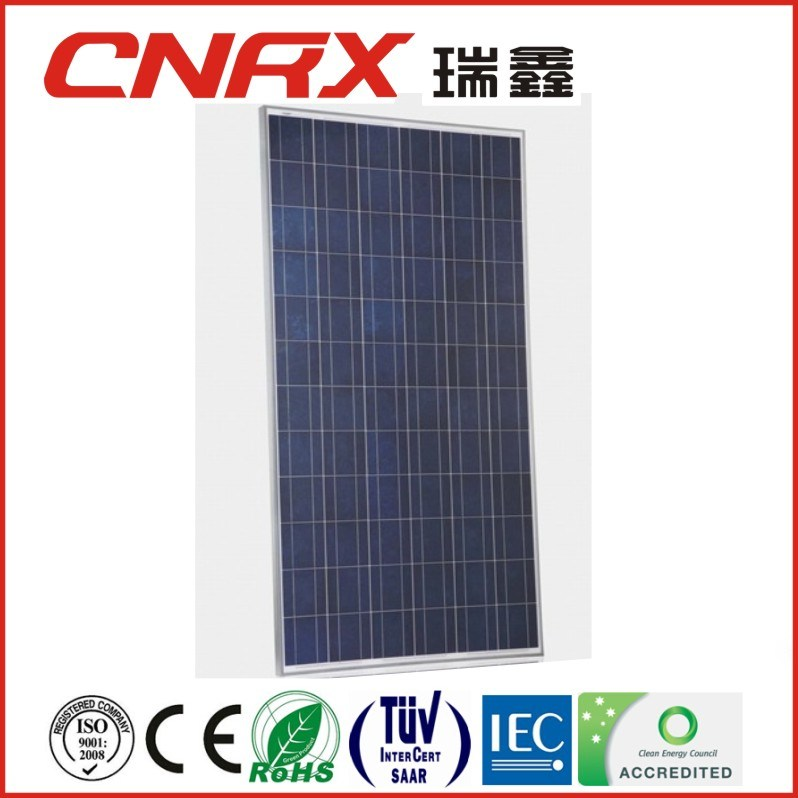300W Poly PV Solar Power Panel Wtih TUV ISO