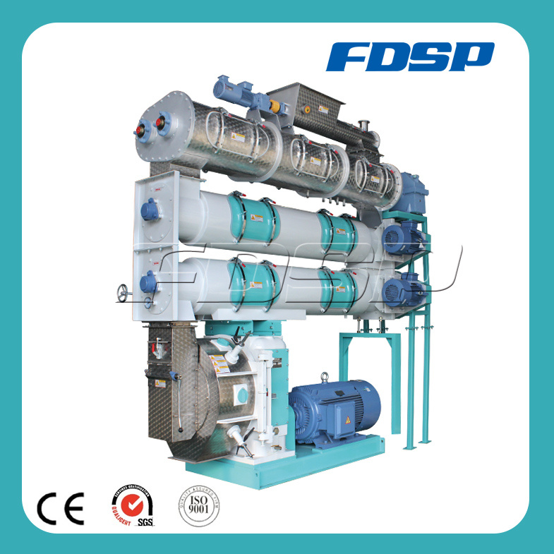 China Popular Aqua/Floating Fish Feed Pellet Machine