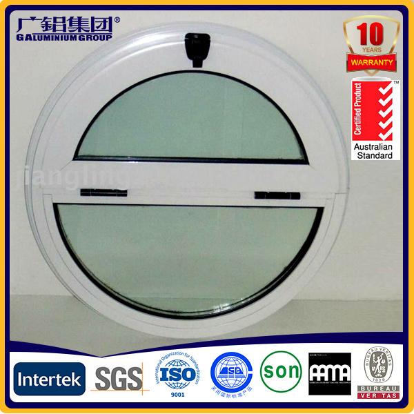 Aluminum Round Windows Aluminium Cycle Windows Aluminium Ellipse Window