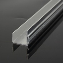 Aluminium Profile for Kitchen Cabinet Powder Coating, Thermal Break, Anodizing, Silver Polishing, Golden Polishing