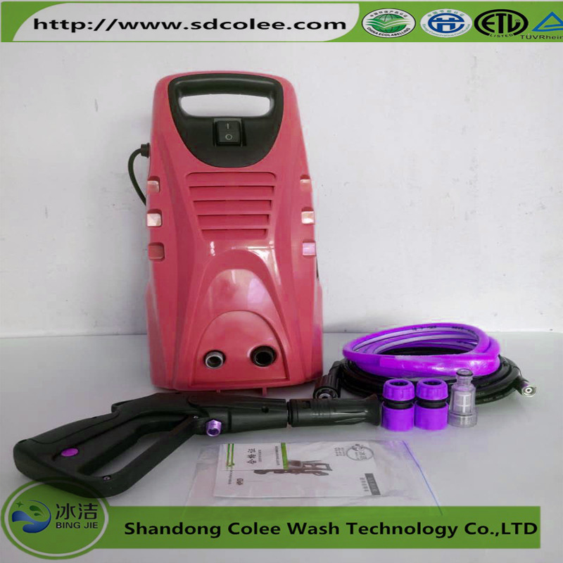 Electric /Household Cold Water Pressure/Car/Drain Cleaner for Home Use