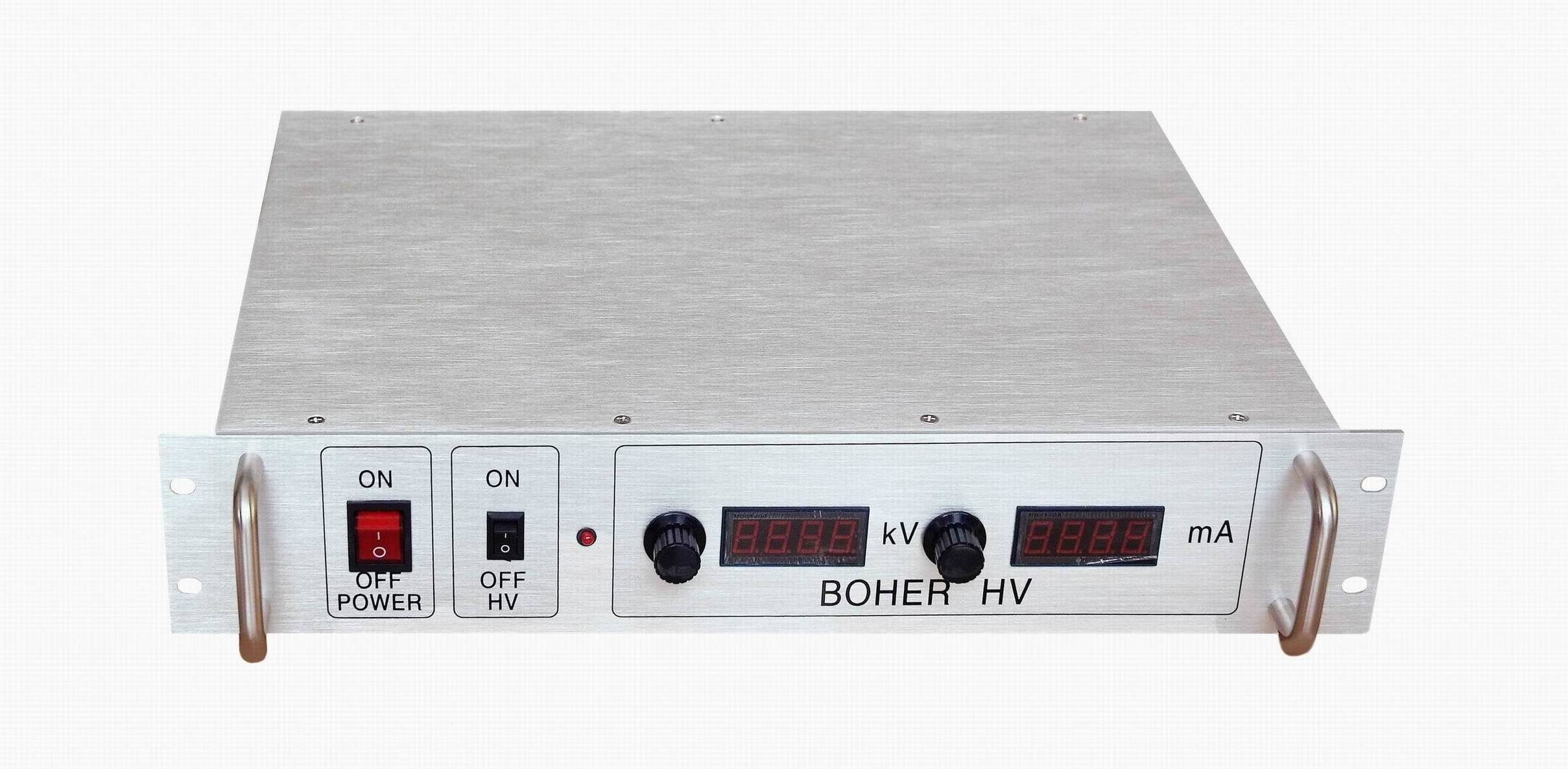 High Voltage Lab Rack power supply 1U 300W LAS-230VAC-P300-20K-2U