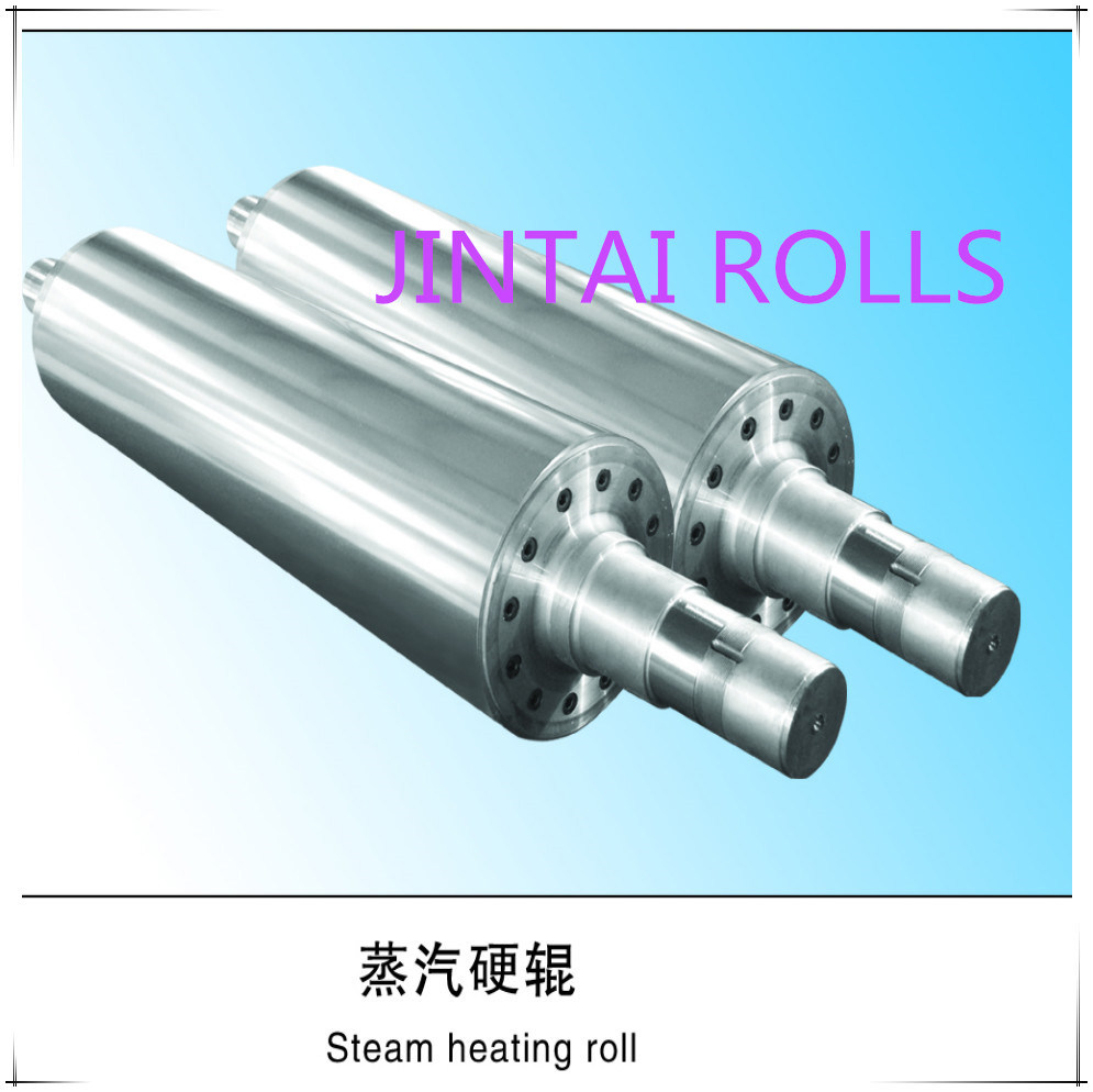Steam Heating Alloy Roll for Paper Making Machine