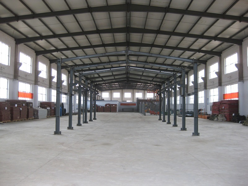 Prefab Light Steel Structure Workshop