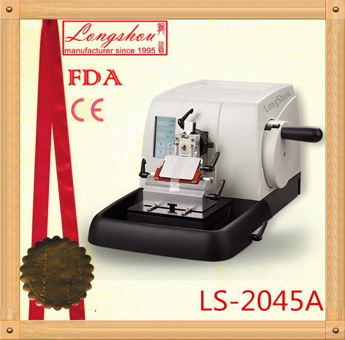 Semi-Automatic /Tissue / Paraffin Microtome (LS-2045A)