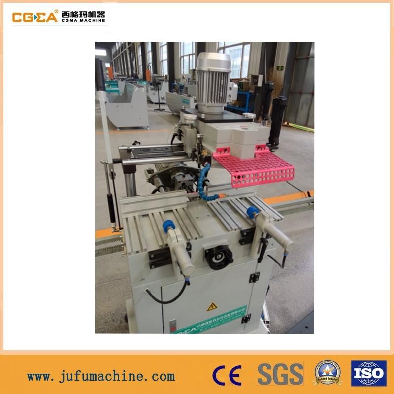 Plastic Milling Machine for Aluminum PVC Win-Door