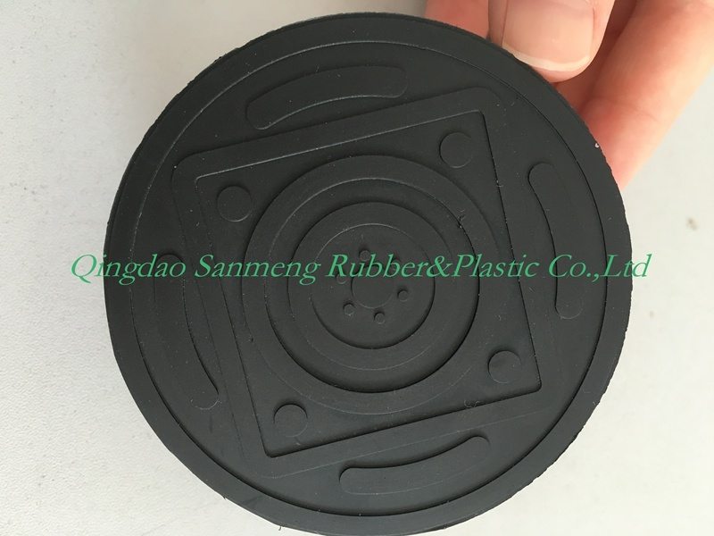Rubber Vibration Dampening Device/ Rubber Damper