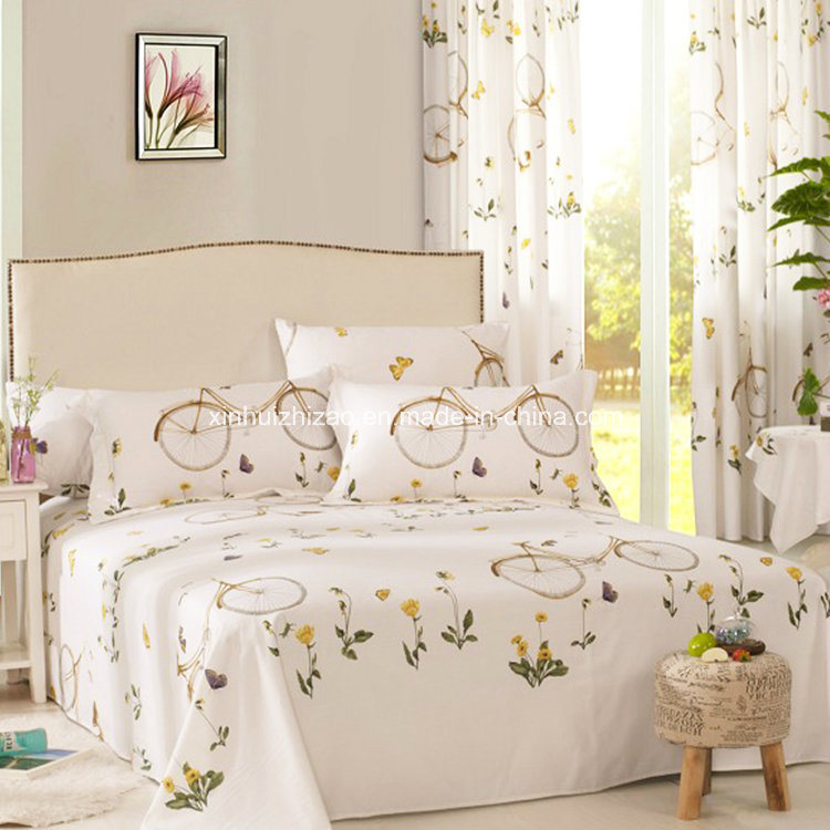 2016 100% Cotton High Quality Bedding Set for Home/Hotel