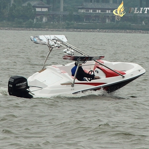 Small Speedboats with Mercury Engine