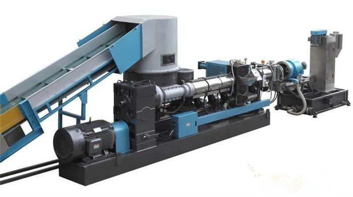 PE/PP Film Granulating Machine/ Pelletizing Line