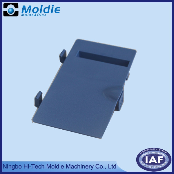 ABS Blue Color Plastic Injection Mould Product