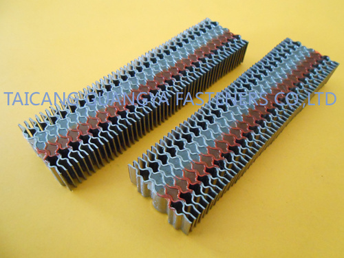 "Stanley Type CF13 Series Corrugated Fasteners 1/2"" Length"