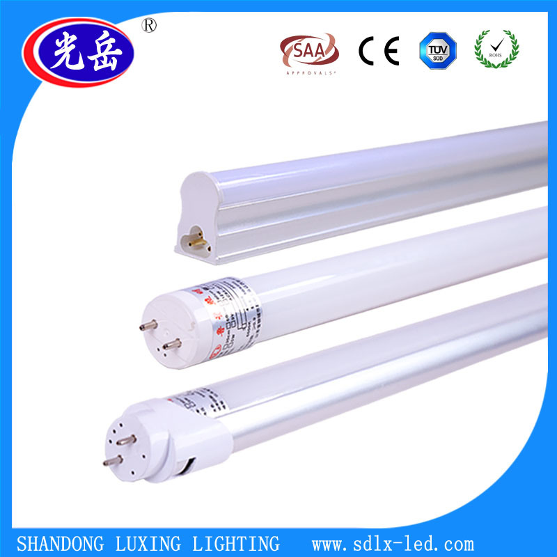 600mm 9W Integrated T5 LED Tube Lighting Tube Fluorescent Tube Lamp T5 LED Tube
