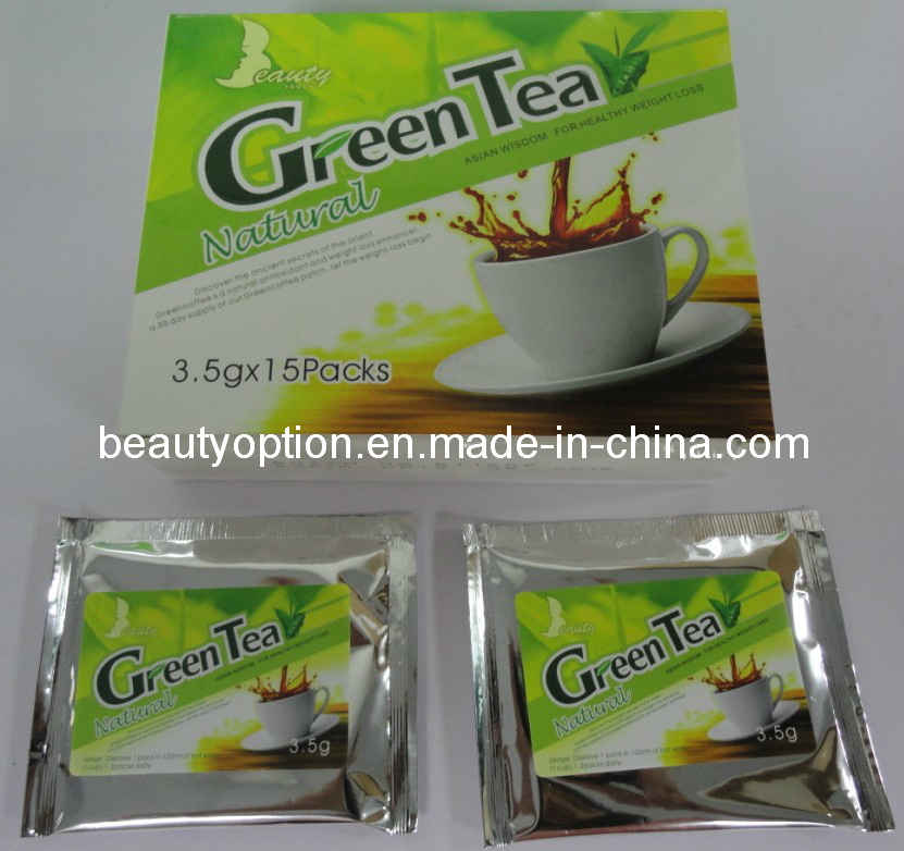 China Slim Tea Efectos Secundarios