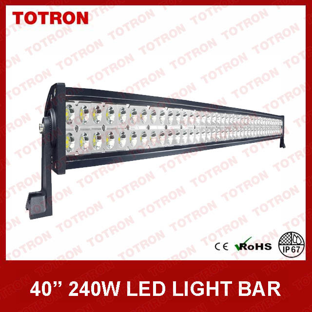 TLB2240 Truck Light, Offroad ATV UTV LED Light Bar with 3W High Intensity LEDs
