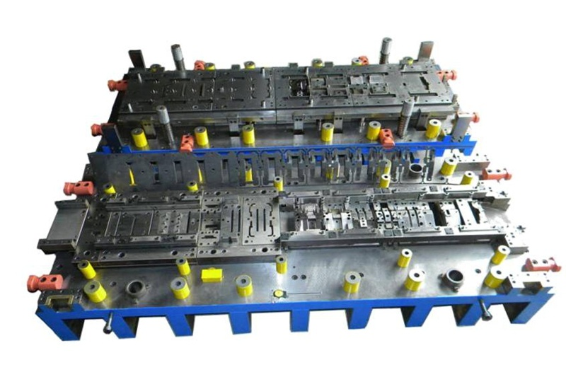 Customized Sheet Metal Auto Parts Progressive Stamping Dies