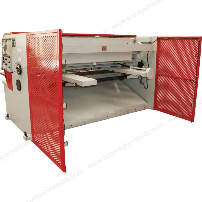 Hydraulic Swing Beam Guillotine Shearing Machine (2500mm X 6.5mm)