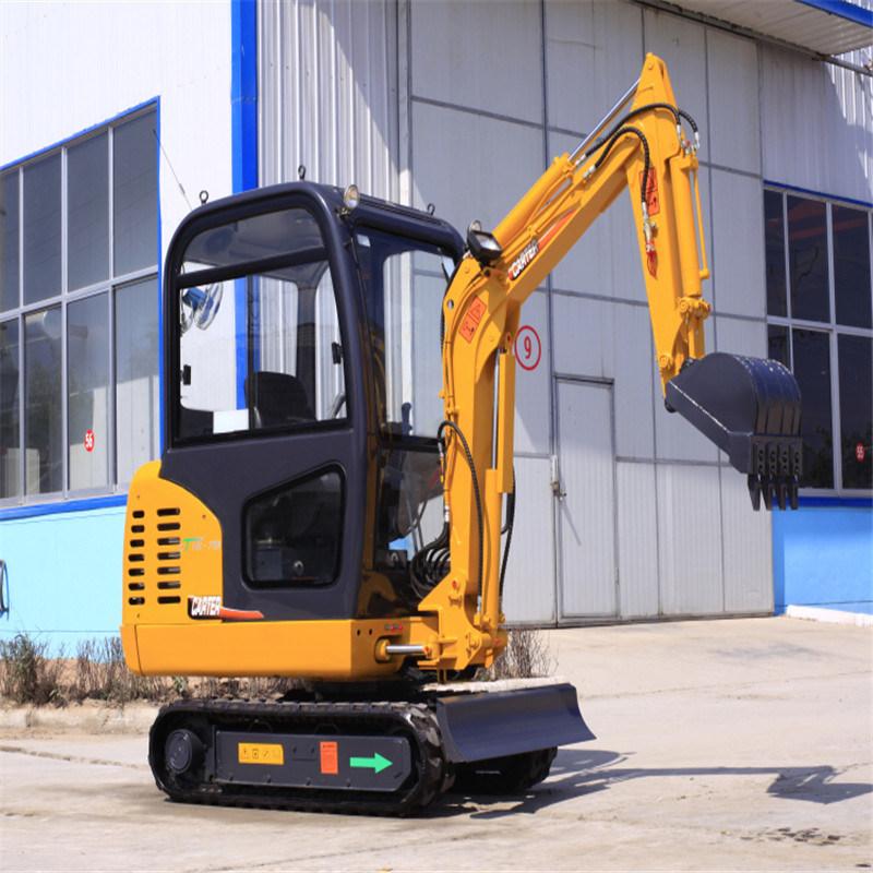Xgma Mini Excavator Xg806