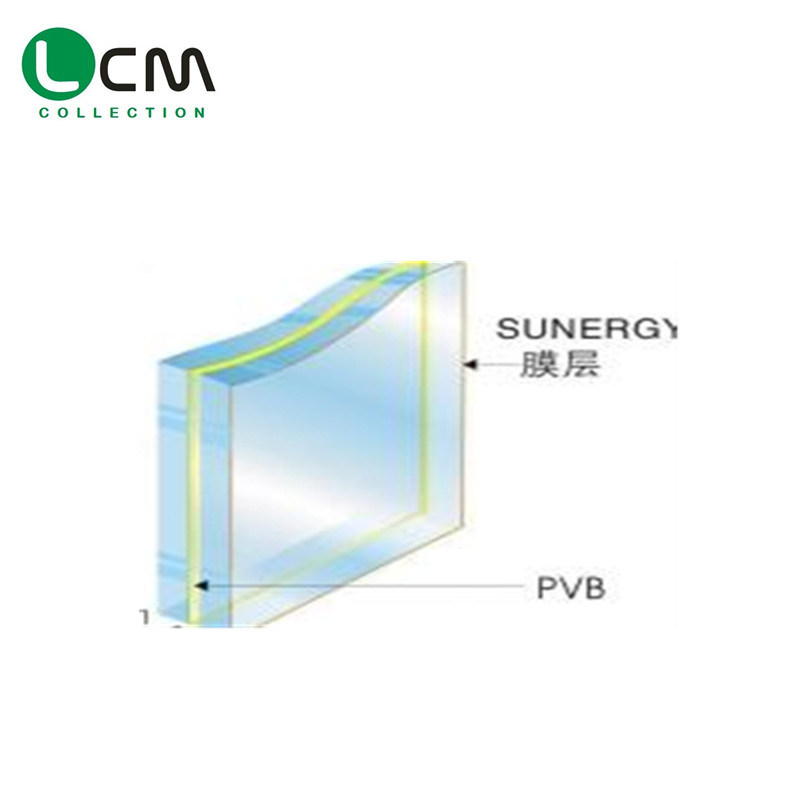 Laminated Glass Building Material Sheet Glass Safety Glass