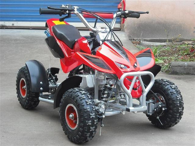 49cc Pull Start 10 Color Can Choosed Mini ATV Quad, Pull Start Motorcycle ATV, Children Mini Moto (ET-ATVQUAD-26)