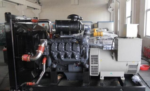 Deutz Diesel Generator Set with Stamford Alternator