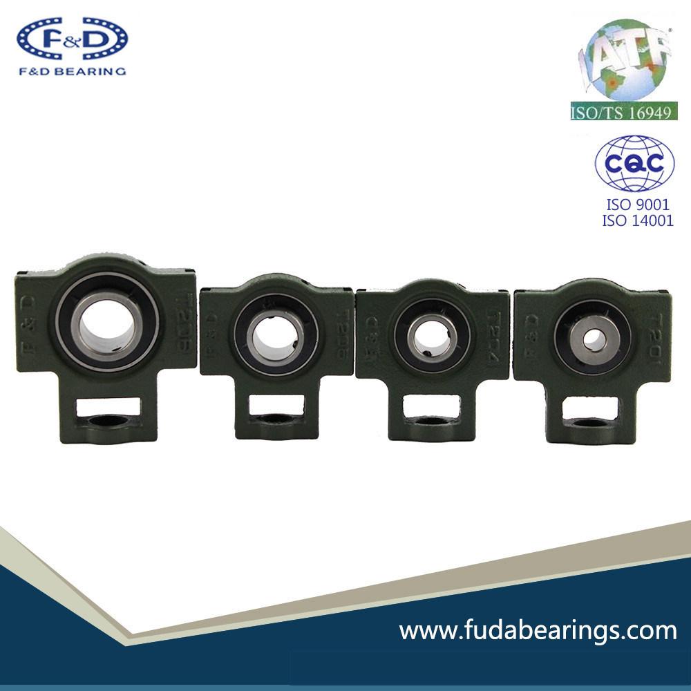 F&D pillow block bearing UCT311