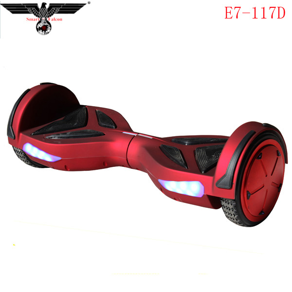 E7-117D Genius Self Balance Scooter Electric E-Mobility 6.5 Inch Hoverboard