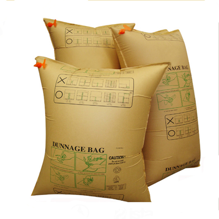 Air Dunnage Bags with Superior Cushioning Effect