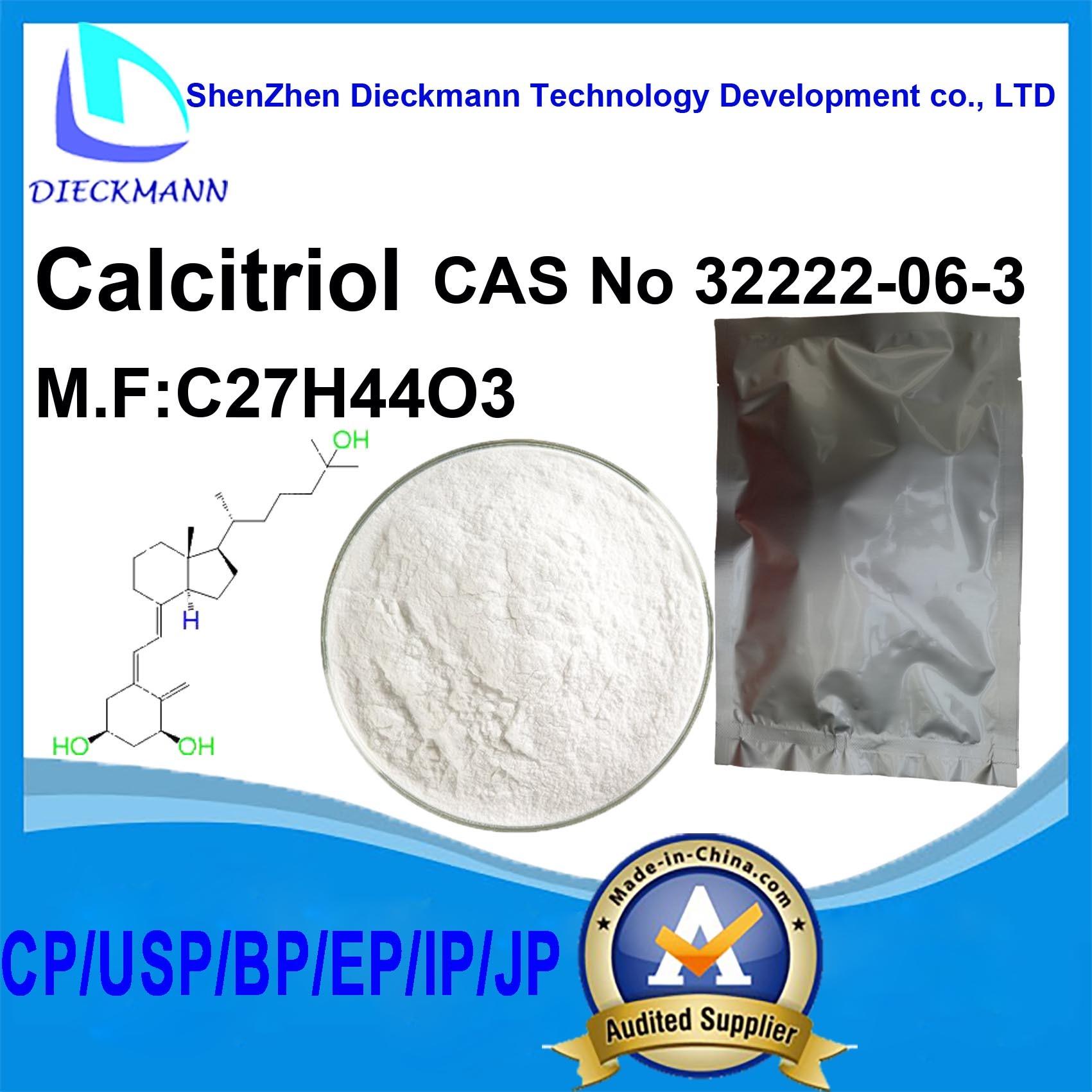 Calcitriol CAS No 32222-06-3