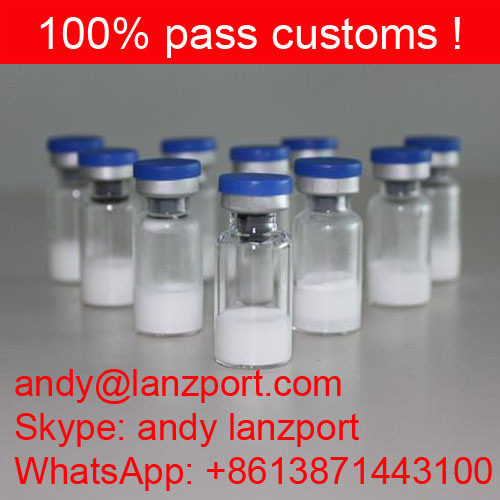 Safely Pass Customs Peptides Human Growth Hormone Melanotan II Melanotan 2