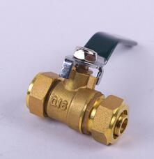 Union Connection Brass Ball Valve