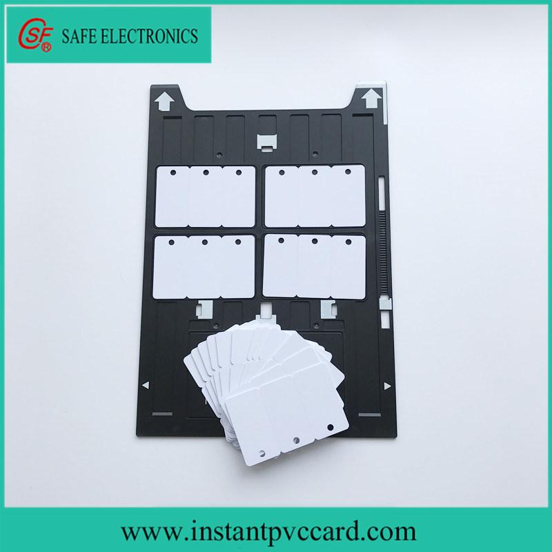Plastic PVC Card Tray for Epson R2880 Inkjet Printer