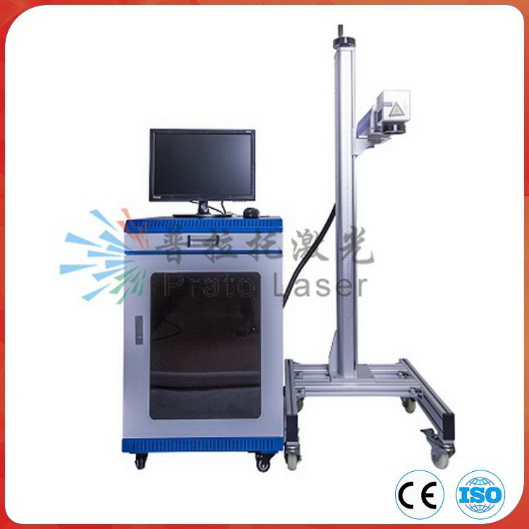 Metal Card Engraver Fiber Laser Marking Machine Price